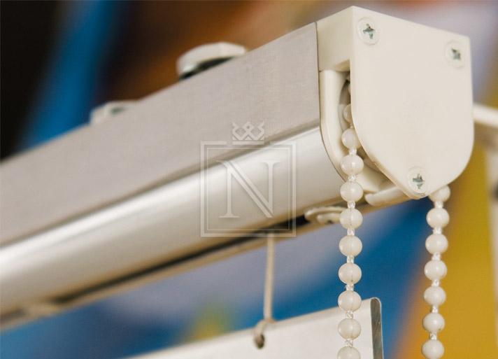 Металлопрофиль карниз для штор фото 2