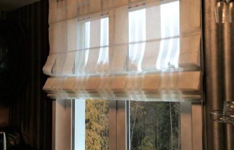 Римские шторы фото 2