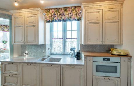 Шторы для кухни фото 10