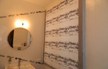 Шторы для ванной фото