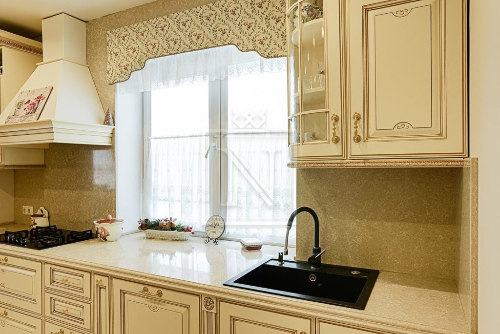 Шторы на кухню фото 7