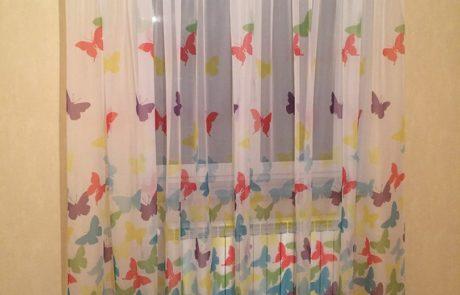 Детские шторы фото 3