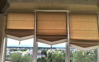 Шторы на балкон фото 3
