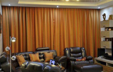 Шторы в гостиную фото 4